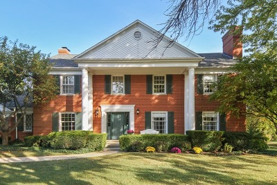 Oak Brook Single Family Home For Sale: 59 Devonshire Drive