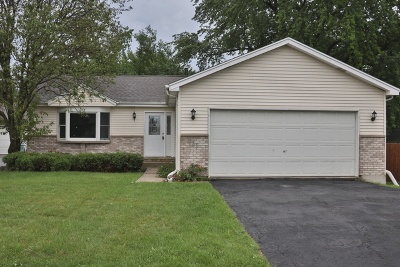 Steger Single Family Home Price Change: 248 East Steger Road