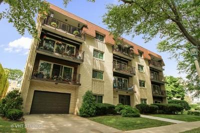Oak Park Condo Townhouse For Sale 339 Home Avenue 4C