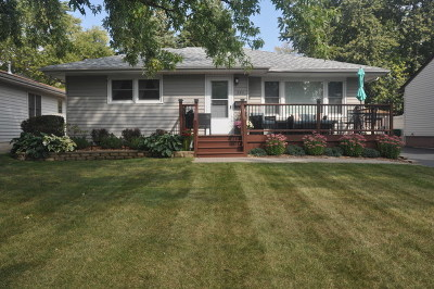 Lombard Single Family Home Contingent: 244 West Graham Avenue