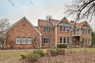 Long Grove Single Family Home For Sale: 3242 Allison Lane