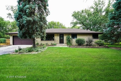 Orland Park Single Family Home For Sale: 8510 Paloma Drive