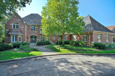 Shorewood Single Family Home For Sale: 24655 West Manor Drive