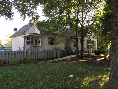 Elgin Single Family Home For Sale: 775 Adams Street