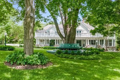 Barrington Hills Single Family Home For Sale: 570 Merri Oaks Road