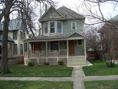 Oak Park Single Family Home For Sale: 541 North Lombard Avenue North