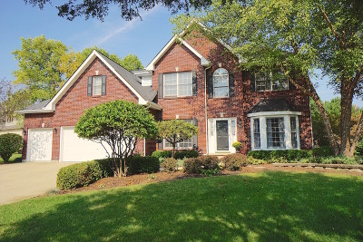 Single Family Home For Sale: 2707 Whitchurch Court