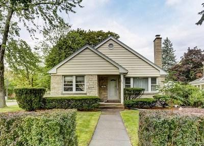 La Grange Single Family Home For Sale: 844 South Kensington Avenue
