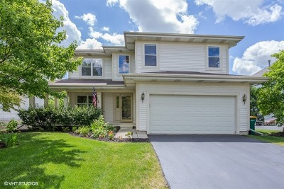 Long Grove Single Family Home Contingent: 8027 Connor Drive