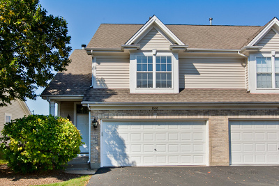 Cary Condo/Townhouse For Sale: 1090 East Danbury Drive