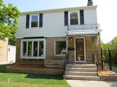 La Grange Park Single Family Home For Sale: 1225 Blanchan Avenue