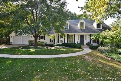 Batavia Single Family Home New: 1115 Dover Court