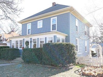 Crystal Lake Single Family Home Price Change: 171 West Crystal Lake Avenue