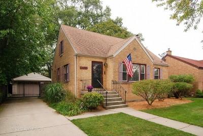 La Grange Park Single Family Home Price Change: 1022 Kemman Avenue