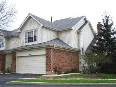 Hoffman Estates Condo/Townhouse New: 2160 Seaver Lane