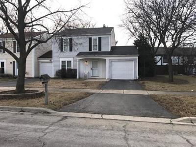 Downers Grove Condo/Townhouse Contingent: 7332 Hartford Road