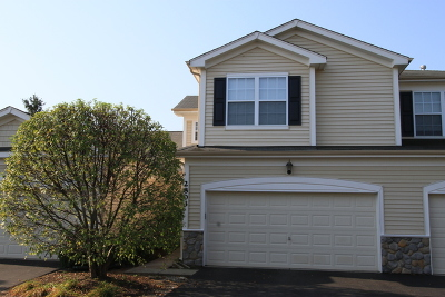 Johnsburg IL Condo/Townhouse Contingent: $155,000
