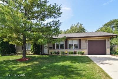 Hoffman Estates Single Family Home Contingent: 1430 Meyer Road