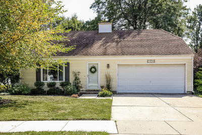 Naperville Single Family Home Contingent: 1800 Paddington Avenue
