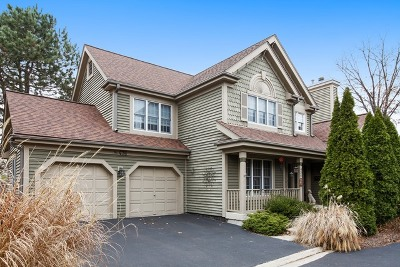 Darien Single Family Home For Sale: 436 Gooseneck Court