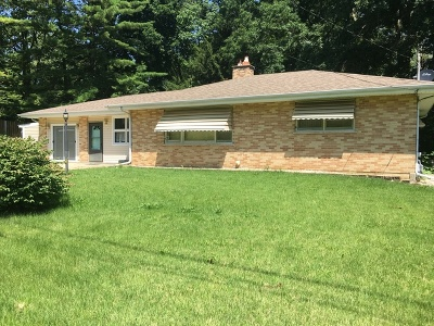 Antioch Single Family Home For Sale: 25626 West Woodlawn Avenue