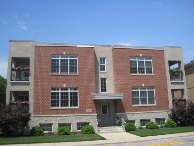 North Riverside Condo/Townhouse For Sale: 2646 Desplaines Avenue #1N