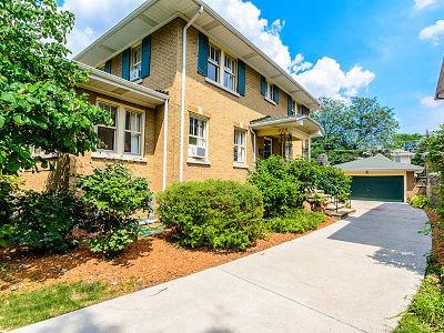 Oak Park Single Family Home Contingent: 928 North Oak Park Avenue