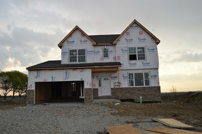 Plainfield Single Family Home For Sale: Lot 120 Carmel Boulevard