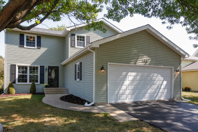 Naperville Single Family Home Contingent: 582 Milton Drive