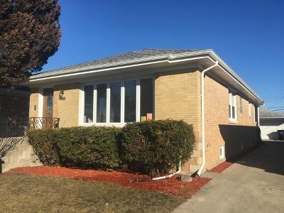 Norridge Single Family Home For Sale