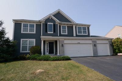 Plainfield Single Family Home For Sale: 14706 Capital Drive