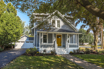 Single Family Home Contingent: 136 East Jackson Street