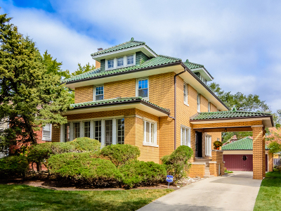 Oak Park Single Family Home Contingent: 1010 Woodbine Avenue