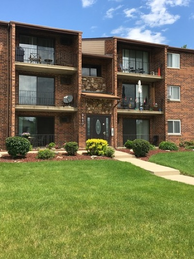 Orland Park Condo/Townhouse New: 9840 West 153rd Street #2SW