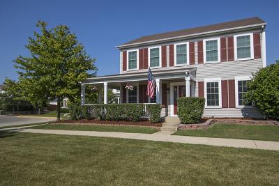 Aurora Single Family Home New: 1046 Symphony Drive