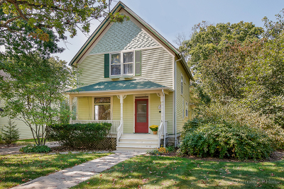 Downers Grove Single Family Home For Sale: 4936 Oakwood Avenue