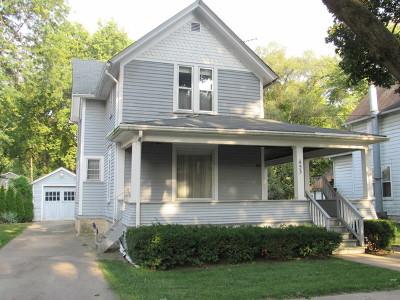 Aurora Single Family Home Contingent: 453 Iowa Avenue