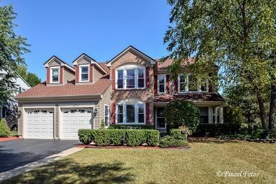 Crystal Lake Single Family Home New: 1557 Driftwood Lane
