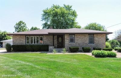 Plainfield Single Family Home New: 15805 South Frederick Avenue