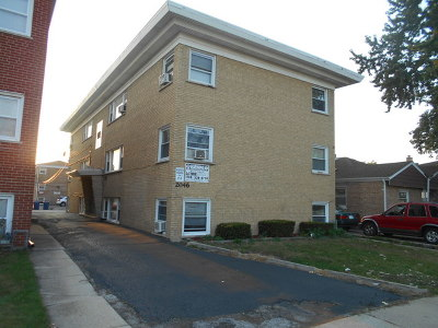 Melrose Park Multi Family Home For Sale: 2046 North 17th Avenue