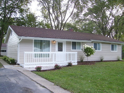Orland Park Single Family Home New: 16740 Robinhood Drive