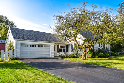 Libertyville Single Family Home Contingent: 645 McKinley Avenue