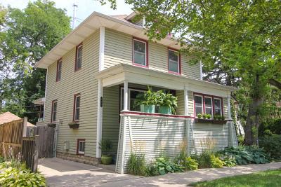 Oak Park Single Family Home For Sale: 950 Augusta Street