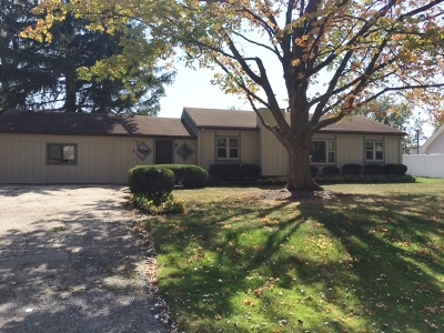 Orland Park Single Family Home New: 8411 Hillcrest Drive