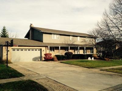 Mokena Single Family Home For Sale: 18901 Meadow Creek Drive