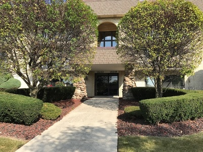 Orland Park Condo/Townhouse Contingent: 15245 Catalina Drive #2