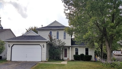 Elgin Single Family Home New: 178 Longford Drive