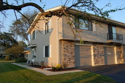 Schaumburg Condo/Townhouse New: 1030 Quanset Court #1030