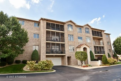Tinley Park Condo/Townhouse New: 18500 Pine Lake Drive #2D
