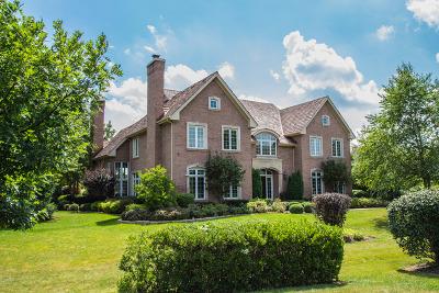 Long Grove Single Family Home For Sale: 4956 Trillium Trail